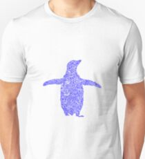 Patterned Penguin T-Shirt