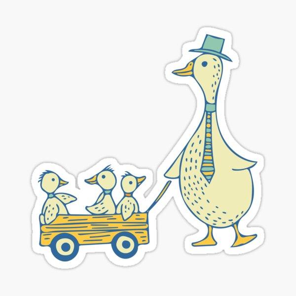 Dandi Ducks Sticker