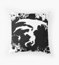 SKYRIM Throw Pillow