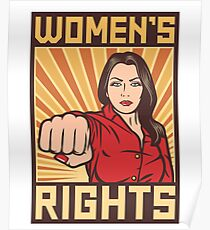 Women's Rights ORIGINAL Poster