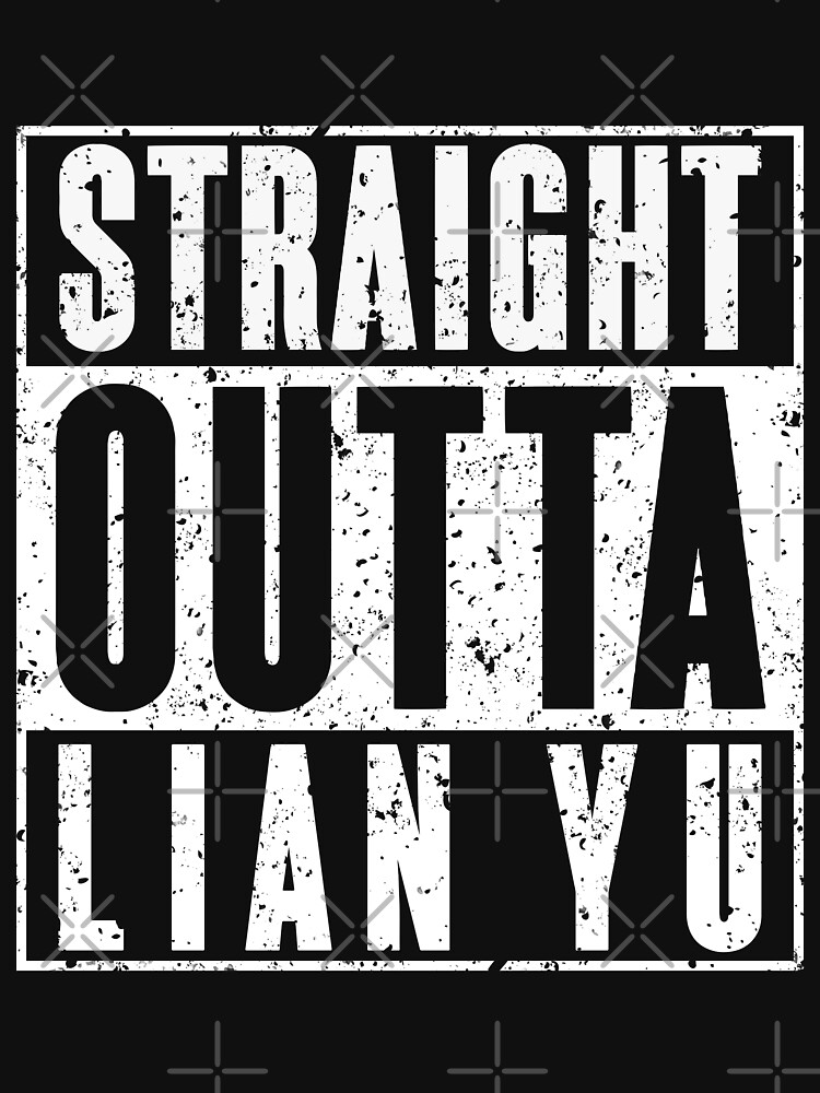 Straight Outta Lian Yu by RoufXis