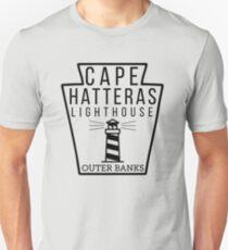 Cape Hatteras Lighthouse Outer Banks NC Unisex T-Shirt