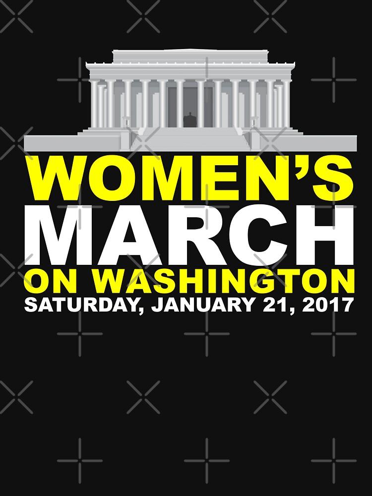 Women's March on Washington | Women's T-Shirt