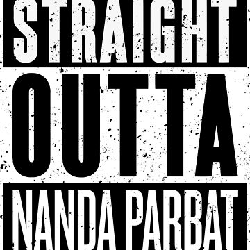 Straight Outta Nanda Parbat by RoufXis