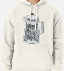 There was a fish in the percolator Pullover Hoodie