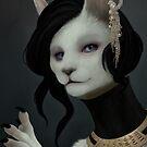 Elegant Cat by aluckymuse
