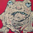 Swamp Creature by Laurence Mergi Rapoport