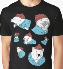 Life Aquatic Graphic T-Shirt