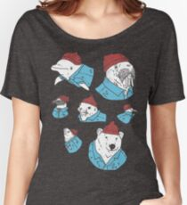 Life Aquatic Women's Relaxed Fit T-Shirt