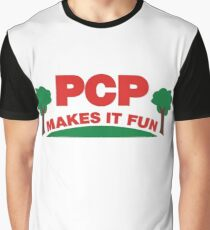 Parks PCP Makes It Fun Graphic T-Shirt