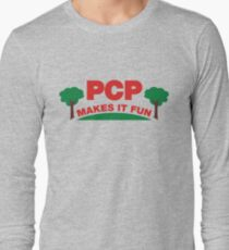 Parks PCP Makes It Fun Long Sleeve T-Shirt
