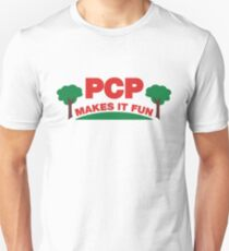 Parks PCP Makes It Fun Unisex T-Shirt