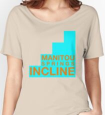 Manitou Springs Incline Official Women's Relaxed Fit T-Shirt