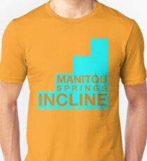 Manitou Springs Incline Official T-Shirt