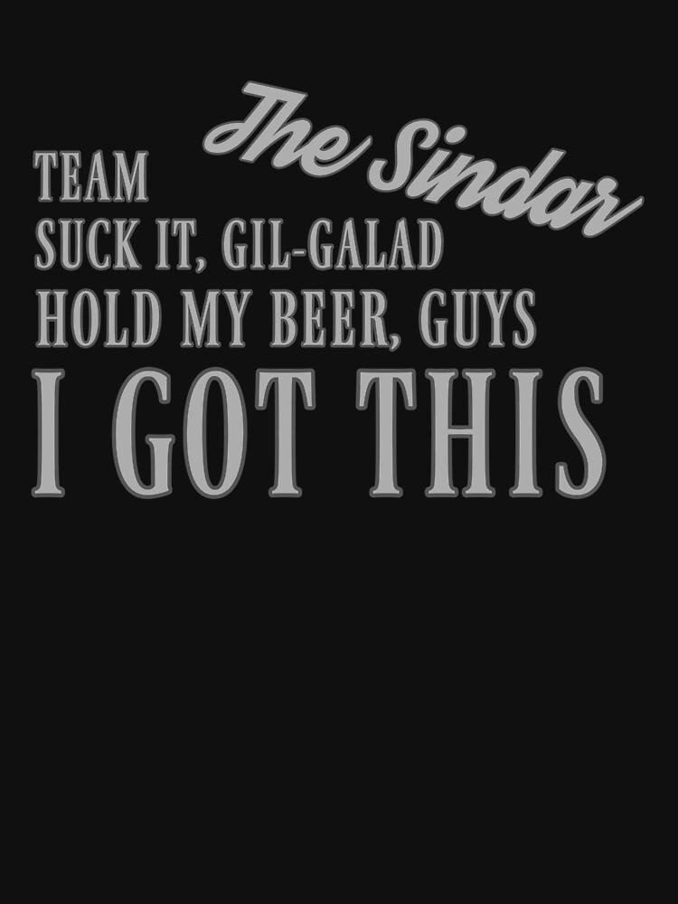 Team Sindar by Silmarils