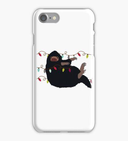 Niffler Christmas iPhone Case/Skin