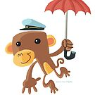 Captain Monkey by Jeff Crowther