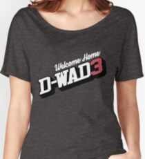 Welcome Home D-Wade Women's Relaxed Fit T-Shirt