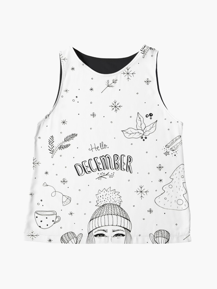 Alternate view of Hello December Sleeveless Top
