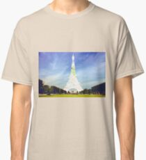 Maps eiffel Classic T-Shirt