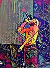 Abstract Childish Gambino by stilldan97