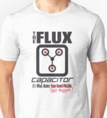 The Flux Capacitor - Makes $#it Happen T-Shirt