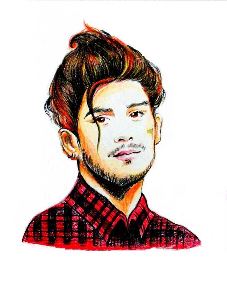 Zayn Malik by Akkyc