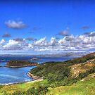 Drumbeg Viewpoint by Alexander Mcrobbie-Munro