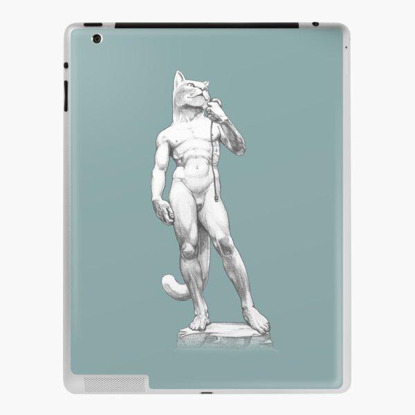 Dah-vid iPad Skin