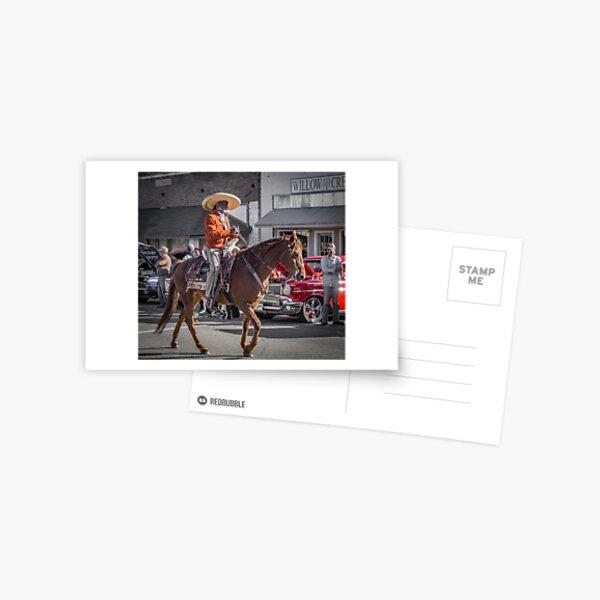 Goucho Postcard