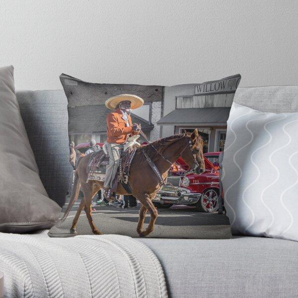 Goucho Throw Pillow