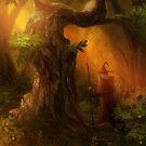 Wizard by Alexander Skachkov