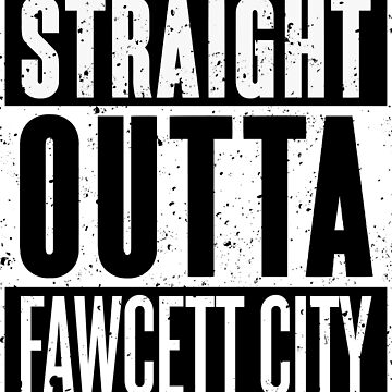 Straight Outta Fawcett City by RoufXis