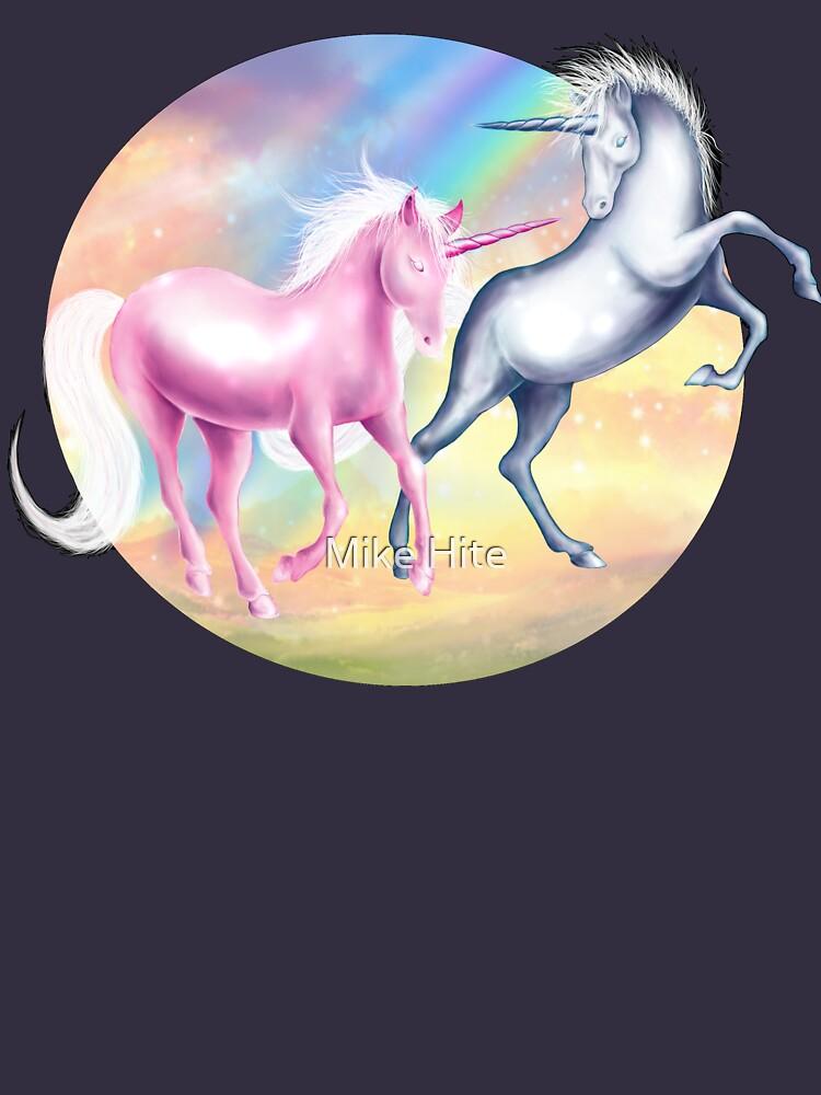 Unicorn Wonderland Cutout by mikehite