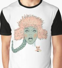 Wintergirl Graphic T-Shirt