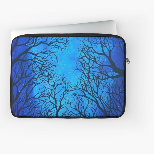 reaching for the milky way Laptop Sleeve