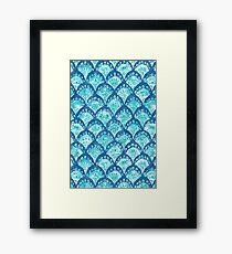 MERMAID SPARKLE Framed Print