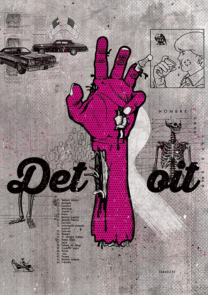 Detroit Will Rise Again by beasthype