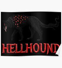 Hellhound Guardian of the Underworld Poster