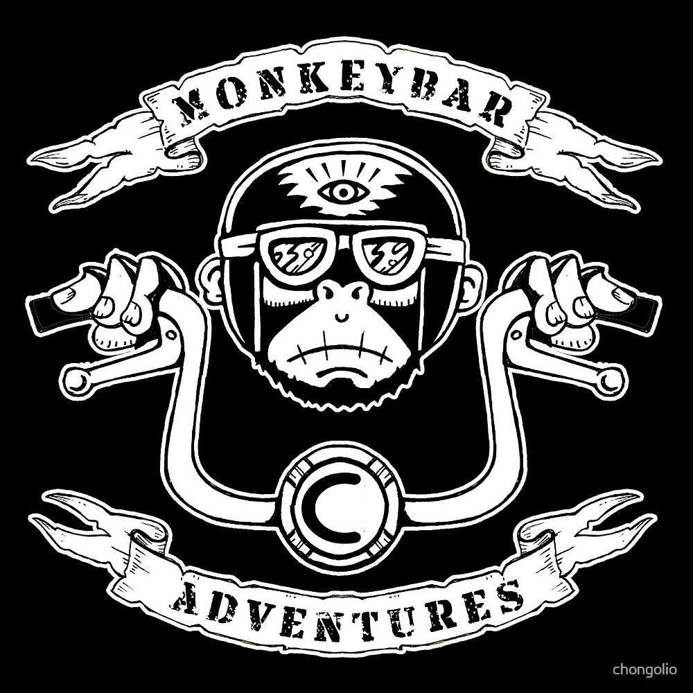 Monkeybar Adventure; Chongolio's Motovlog by chongolio