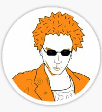 JOHNNY ROTTEN Sticker