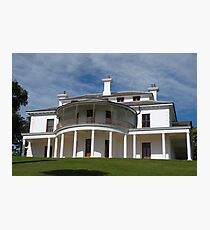 Strickland House, Sydney, Australia. Photographic Print