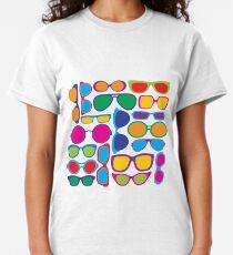 Eyeglasses Pattern Classic T-Shirt