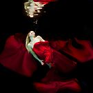 Besubmerged - Scarlet blaise by Gavin Poh