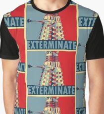 Exterminate Graphic T-Shirt