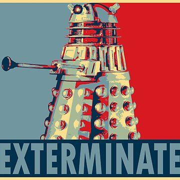 Exterminate by lleganyes