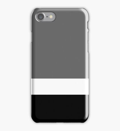 713 Mono iPhone Case/Skin