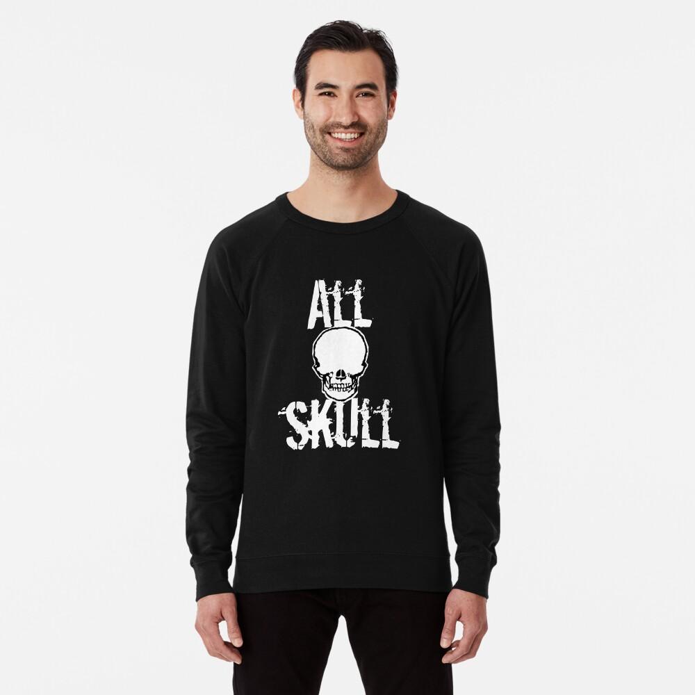 All Skull - The Dark Side Lightweight Sweatshirt