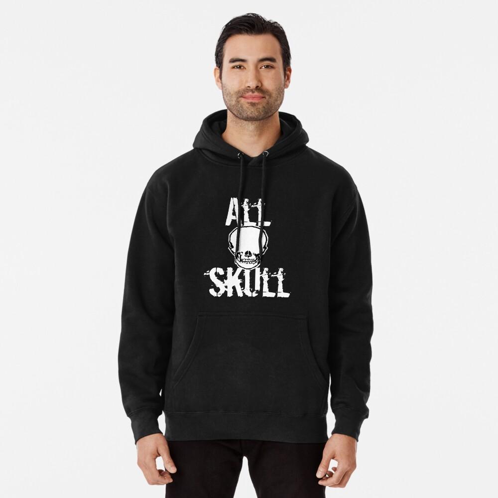 All Skull - The Dark Side Pullover Hoodie