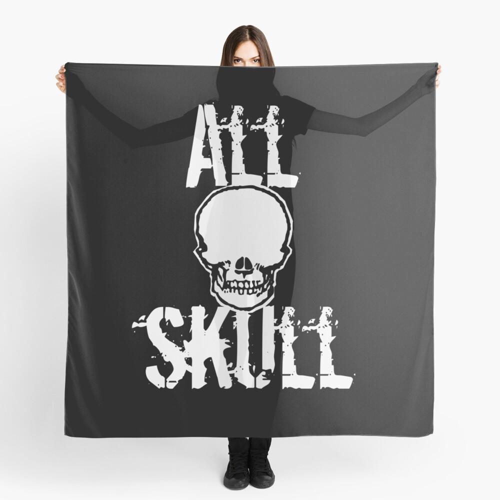 All Skull - The Dark Side Scarf